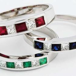 Athos Diamonds Coloured Precious Stones