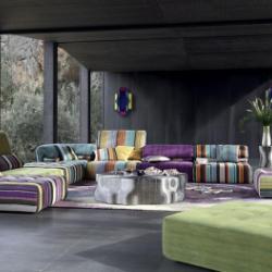 Roche Bobois - Voyage Immobile Corner Sofa Composition